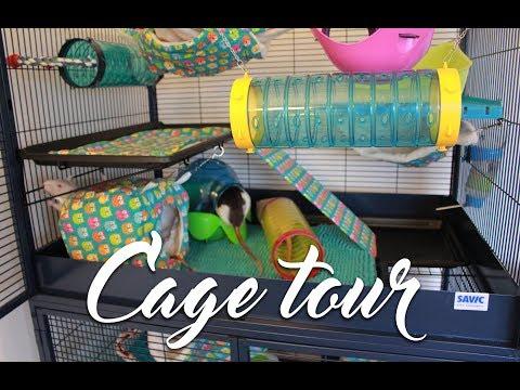 Savic Royale 95 Cage Tour