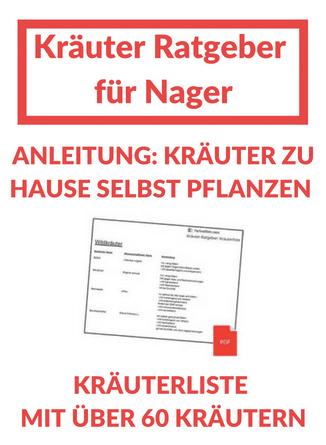 Kräuter Ratgeber Banner Sidebar