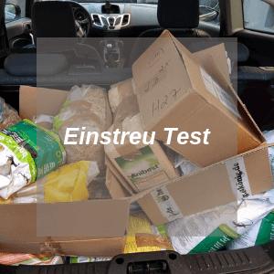 Einstreu Test
