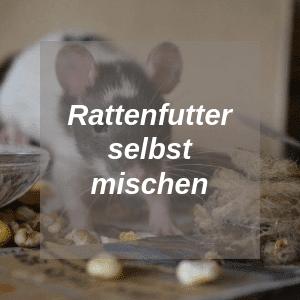Rattenfutter selbst mischen