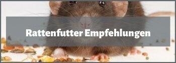 Rattenfutter Empfehlungen