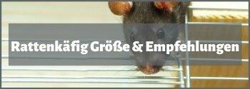 Rattenkäfig Größe